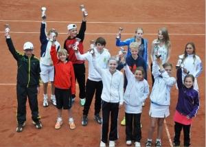 2013 Open Jeugd winnaars