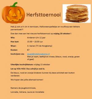 2017-10-20 Herfsttoernooi