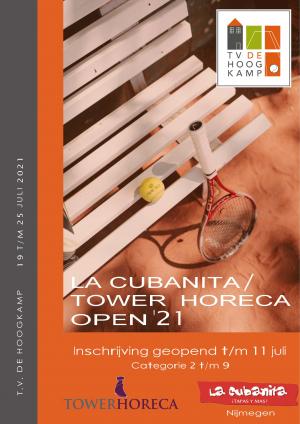 La Cubanita/Tower Horeca Open '21